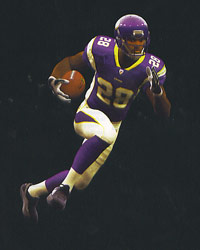 adrian peterson maddeon 09