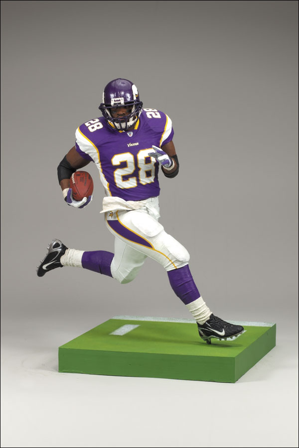 Si com had 3 obsersations from vikings camp adrian peterson was the