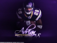 adrian peterson wallpaper